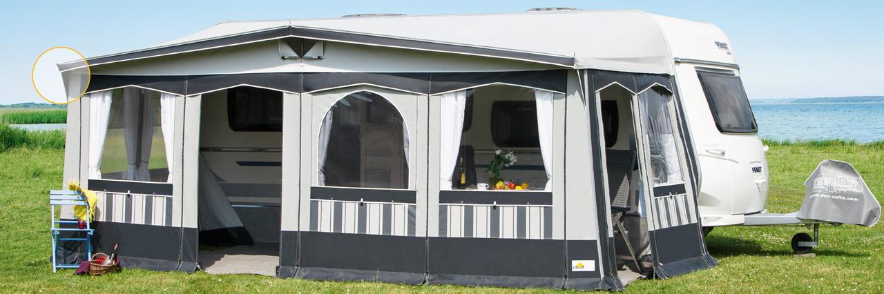 dwt Caravan Fortelt Heltelt Atelier Chalet